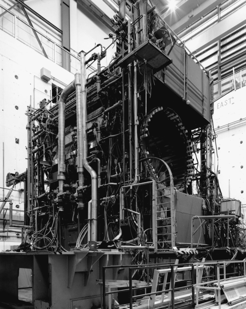 Mark II Detector, Stanford Linear Accelerator Center, California, 2006