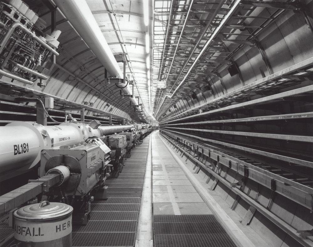 HERA Collider Tunnel, DESY, Germany, 2008