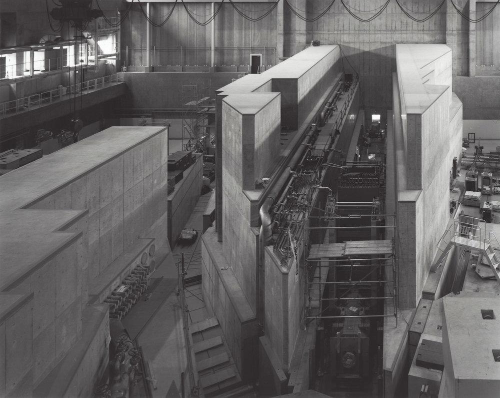 Hadron Experiment Hall, 50 GeV Synchrotron, J-PARC, Japan, 2008