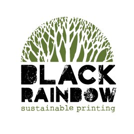 Runaway Graphics favoures environmentally conscious deisgn work as well as business practices. Black Rainbow is an incredible professional printing company that operates on 100% solar power and offers a fantastic range of recycled paper and card stock as well as vegetable based printing inks. When asked to help rebrand their business Runway Graphics was very excited to help curate and refine design concepts that help to reflect their ethical business standards and alternative approach to an industry that often produces a lot of waste.