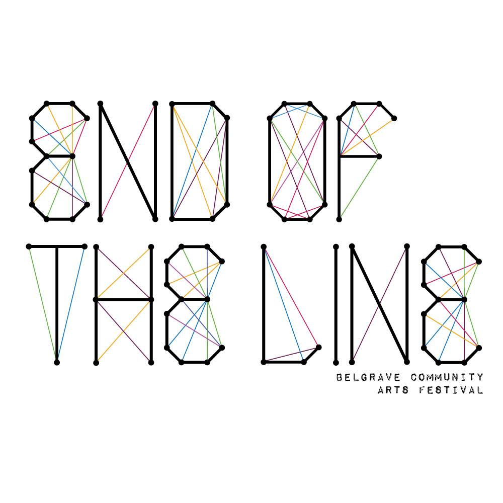 End of the Line festival ran in 2012, 2013 & 2015. It was initially conceived by Brent Dakis (Runaway Graphics), CJ Baxter (Twisted Fig) & Joshua Collings (Peg Leg Productions). The 2013 and 2015 End of the Line Festivals saw Kathleen Snowball join the core organiser team.  Runaway Graphics had the excitement and privilege of inventing, cultivating and refining the entire End of the Line identity. This included original logo design, website design, program design and production, photography & promotions, print material, online advertising and marketing, social media platforms, media releases, campaign packages, sponsorship packages, participant material, and festival merchandise.  This was an enormous volunteer undertaking and over the course of 4 years involved over 1200 hours work for the benefit of The Dandenong Ranges community, its artists and its musicians.  A live version of the 2015 official program is still available to view online    here .