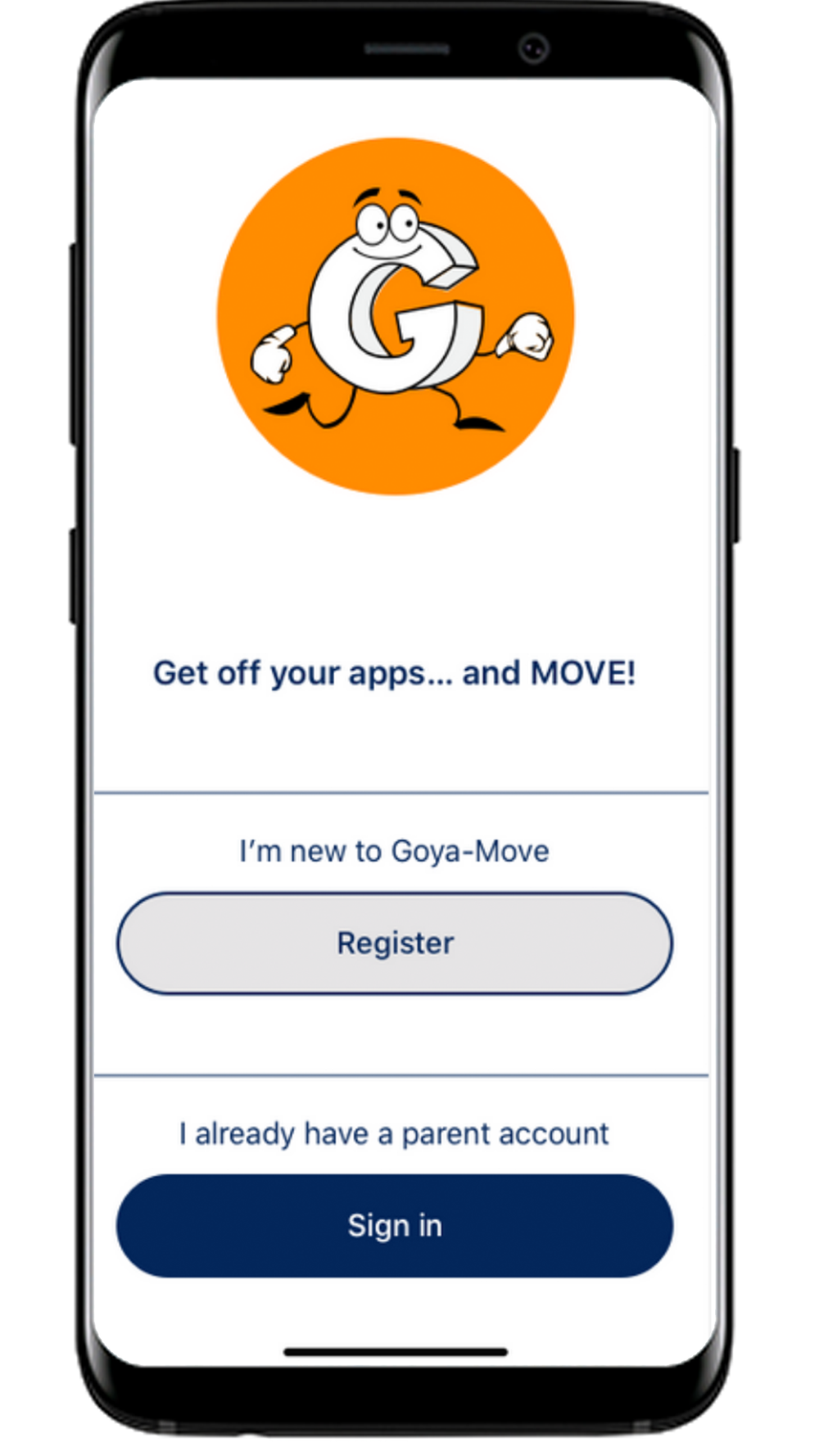 Parental Account - Goya-Move uses the latest remote device linking technology so that the parents phone can manage the child's phone.