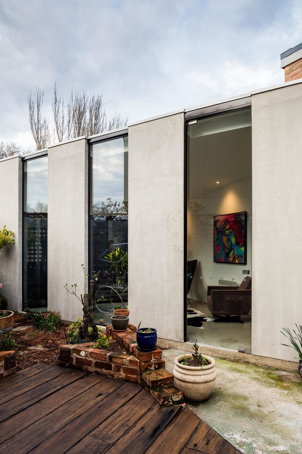 CAMPBELL STREET EXTENSION -