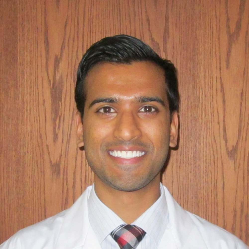 Anish Patel, MD - Hometown: Schaumburg, IllinoisUndergraduate: University of ChicagoMedical School: Rush Medical CollegeHobbies:Learning to make Burmese food, watching Bollywood movies for my pet project