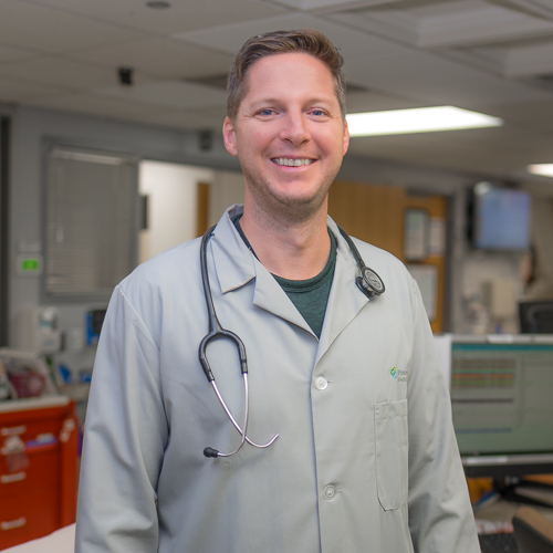 Casey Collier, MD - Residency: Resurrection EMMedical School: University of NebraskaUndergraduate: University of NebraskaHometown: Indianapolis, INHobbies: basketball, yoga, riding bicyclesYears at Res: 9