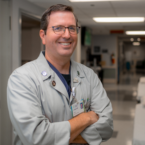 Louis Jay Sharp, MD, FACEP - Fellowship in Wilderness MedicineResidency: University of Illinois ChicagoMedical School: University of Illinois ChicagoUndergraduate: University of Notre DameHometown: Libertyville, ILHobbies: waterskiing, biking, hiking, anything outdoorsYears at Res: 7