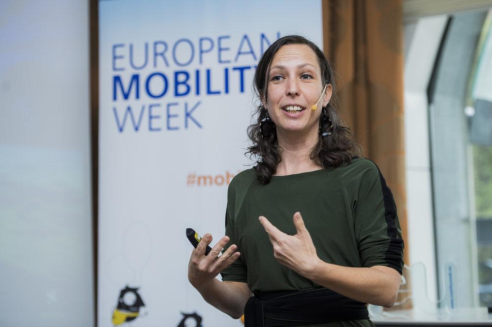 European Mobility week   Brussels