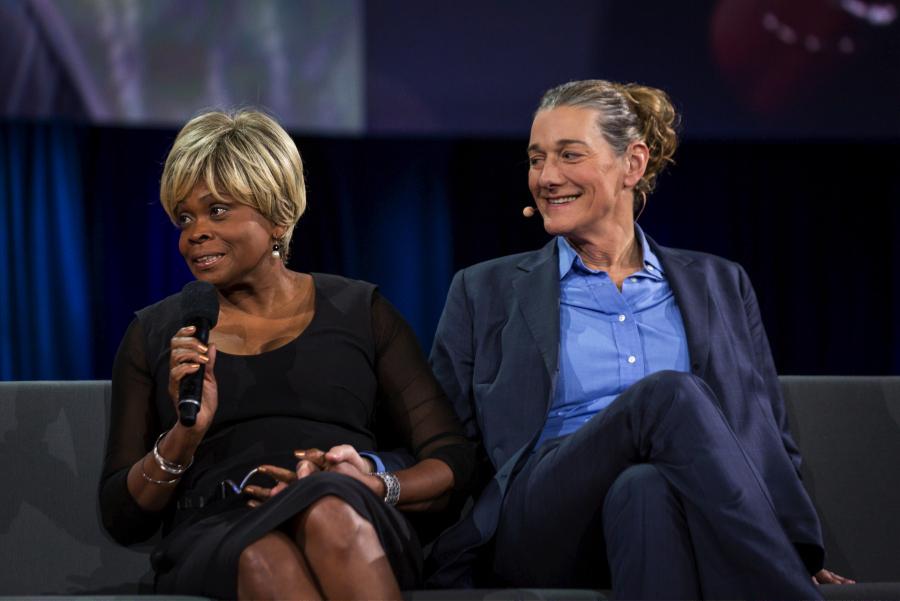 Bina Aspen & Martine Rothblatt