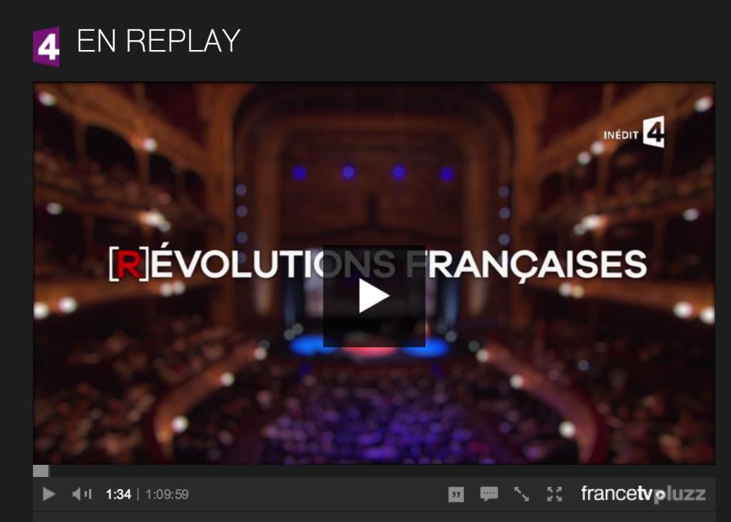 Révolutions françaises