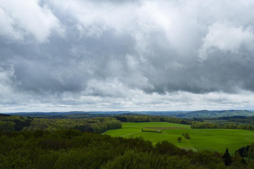 Frühjahr - Landschaftsfotografie