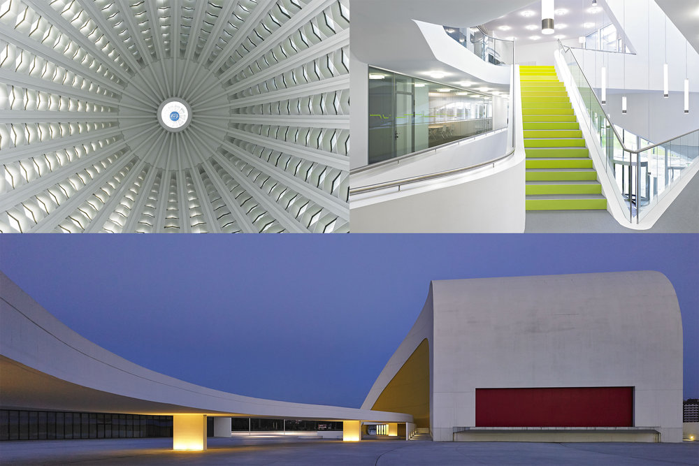 Aufbauworkshop - Architekturfotografie