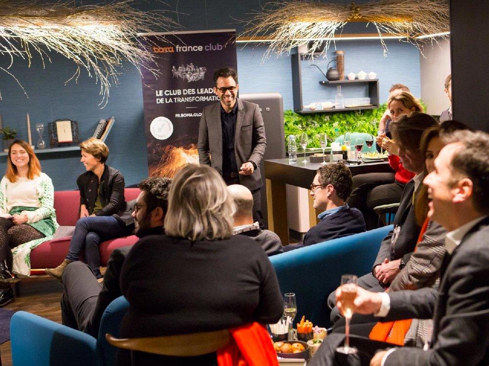 Club Boma France - Rejoignez le club des leaders de la transformation au cœur du réseau Boma : un écosystème unique en avance de phase pour créer de la performance durable.Découvrir le Club