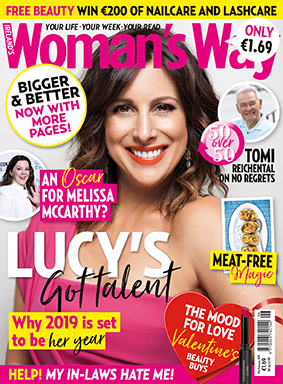 "In this week's issue… - We're chatting to the lovely Lucy Kennedy. Here's a sneak peek from our cover interview.Lucy Kennedy is in flying form when we catch up for a chat ahead of the launch of series two of Ireland's Got Talent. Lucy says she's, unsurprisingly, super excited for the show's return.""I'm so excited and it's the second series so it is bigger, better, louder, brighter and more exciting. I think we're all, and I say 'we' being myself and the judges, we all feel more confident in our roles. Obviously we know each other a year longer. The talent is greater, I think,"" she says.""For the first series, like many and most series, I think people wanted to just suss it out and see what it was actually like. I think people thought it might just be a 'diddly eye' talent show and I think they realised that it's up there with Britain's Got Talent. It's the same format, it's the same company, Simon Cowell is the boss so I think people say that it's serious. So the auditions and the audition tapes doubled."""