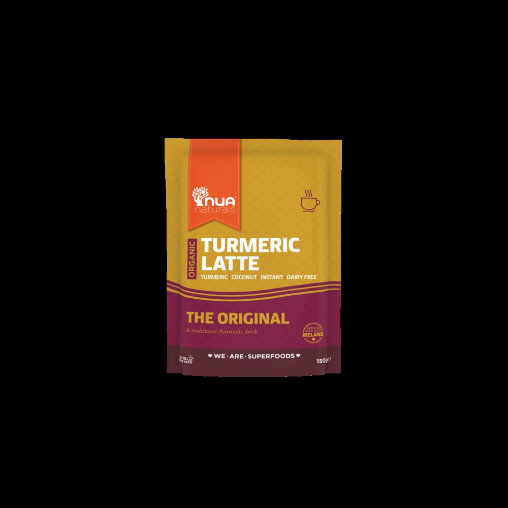 Turmeric Latte – The Original €8.95 from Nua Naturals