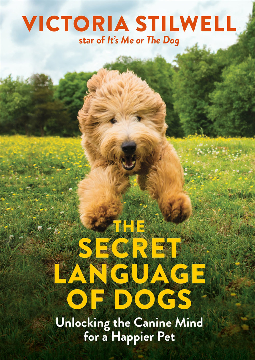 The Secret Language Of Dogs: Unlocking The Canine Mind For A Happier Pet  by Victoria Stilwell is available now