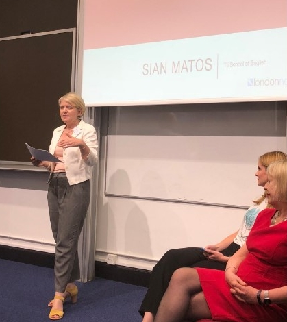 Sian Mattos, Tti School of English