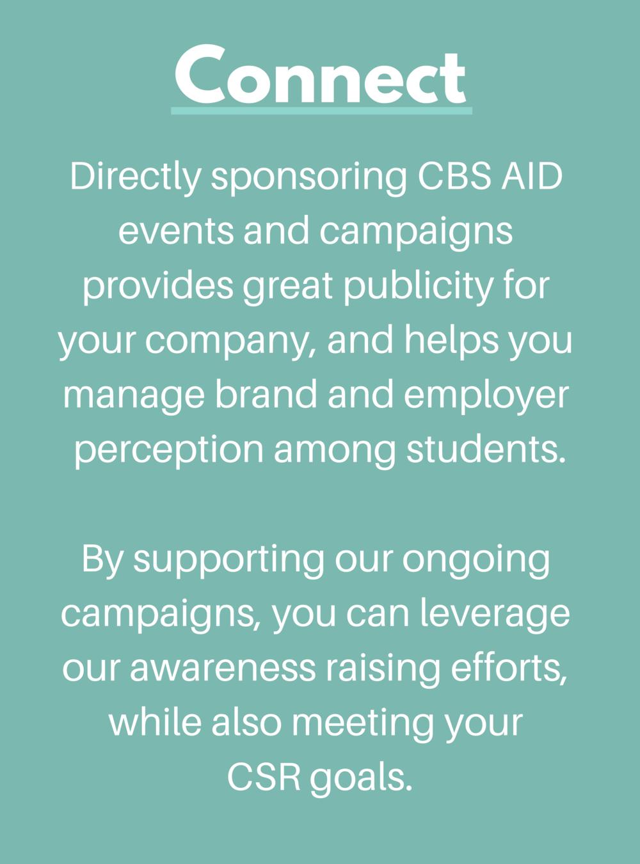 CBS AID Connect Partnership