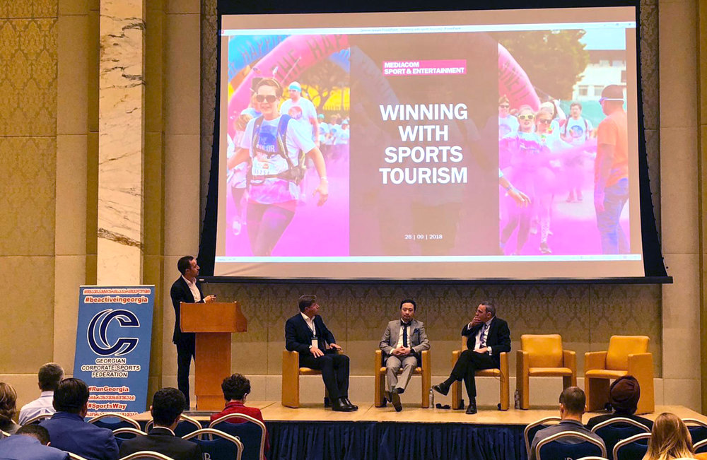 Youth Sport Tourism for Georgia - And for the World