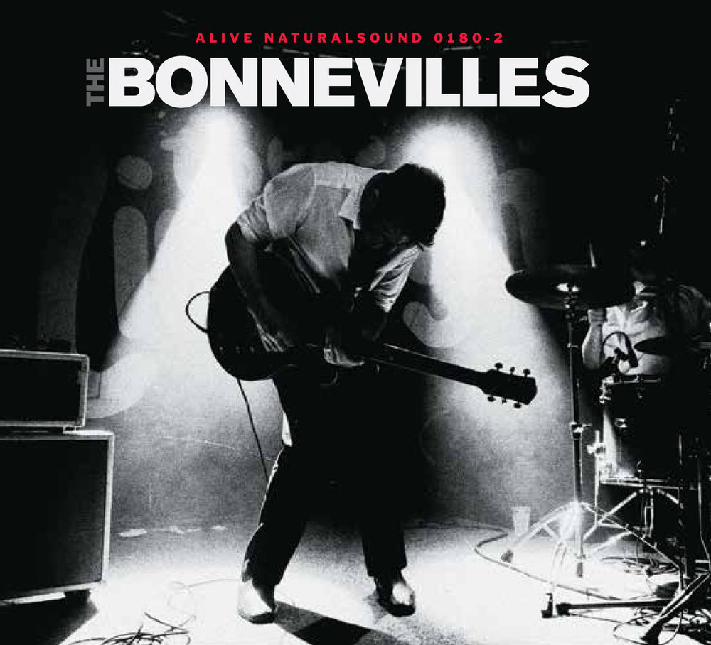 The Bonnevilles - Arrow Pierce of My Heart