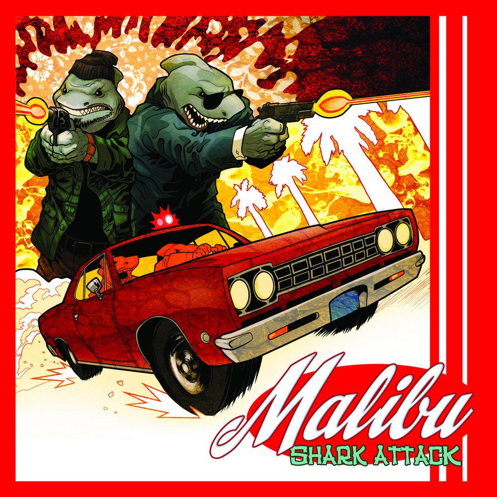 Malibu Shark Attack - Malibu Shark Attack