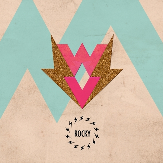 Wonder Villains - Rocky