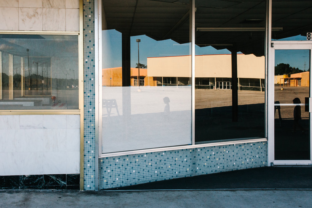 Abandoned Shopping Center, US-1, 2016