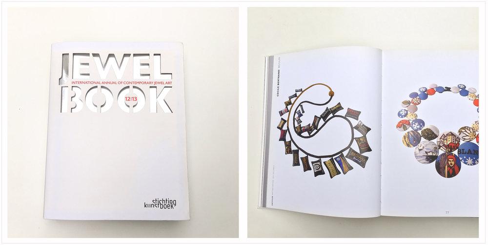 JEWEL BOOK 2012/2013 ed. Stichting Kunst Boek