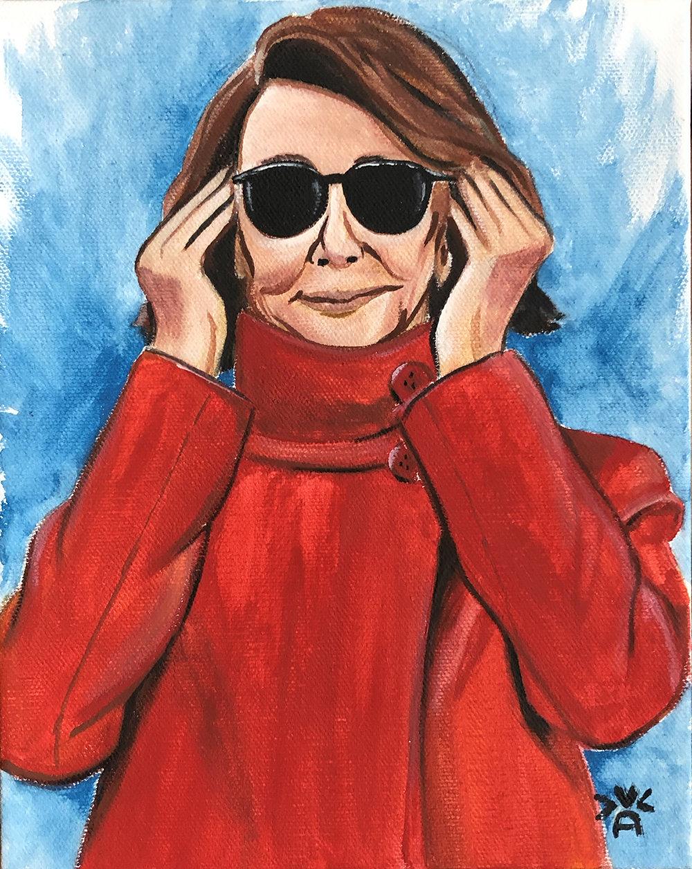 Madam Speaker Nancy Pelosi
