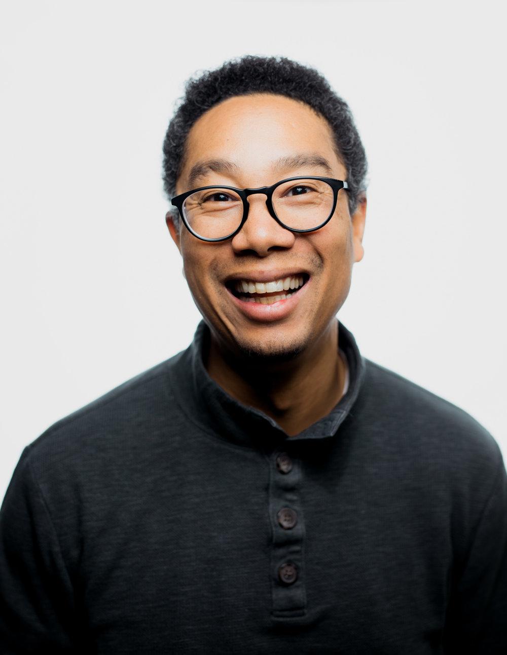 Chris Chang - Lay Elder