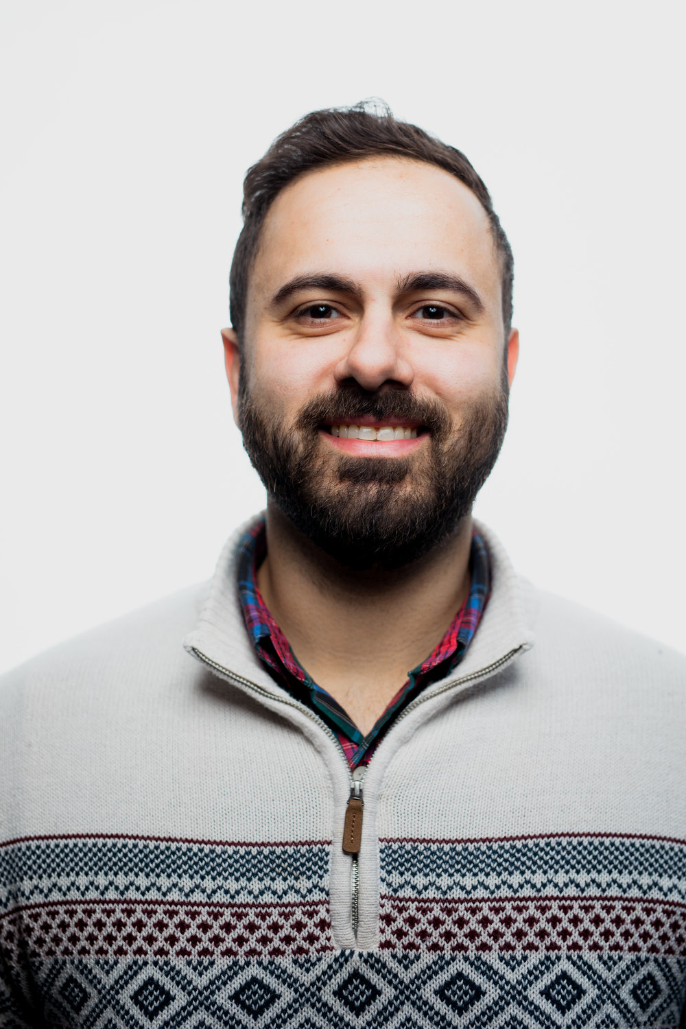 Kevin Saliba | Youth Ministry Director