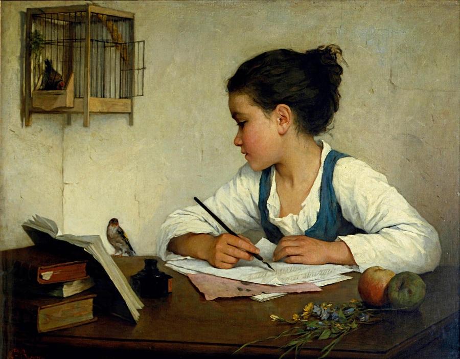 a-girl-writing-the-pet-goldfinch-henriette-browne.jpg