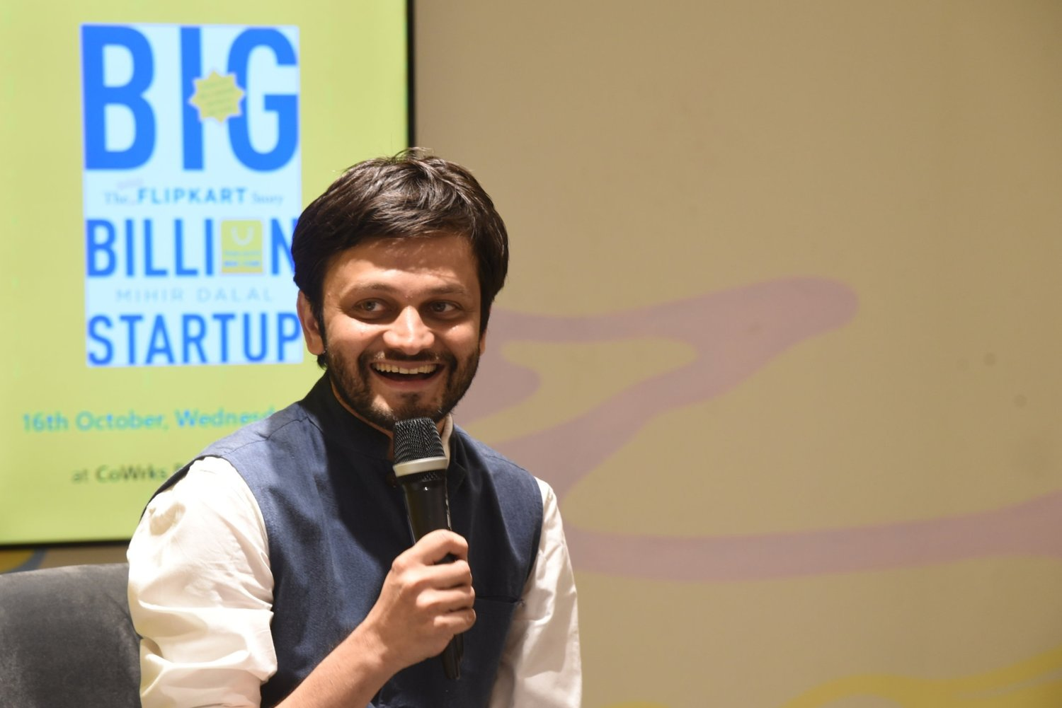 Propelling from a news writer to an acclaimed book author of the Flipkart story : Mihir Dalal | CUSP 12