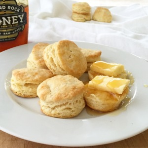 Grandma's Buttermilk Biscuits
