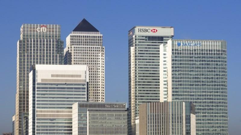 London's Canary Wharf - are these banking giants under threat?