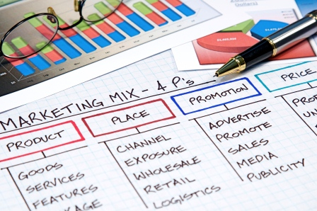Get the right marketing mix for your campaign