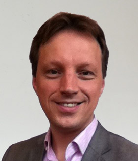 Libersy founder Adriaan van der Hek