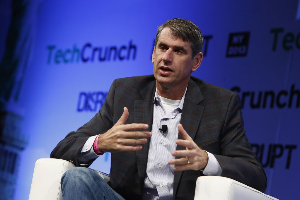 Leading tech investor Bill Gurley
