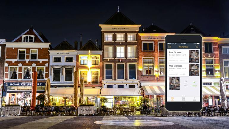 The Unitiator app solves a major problem for venues: social validation