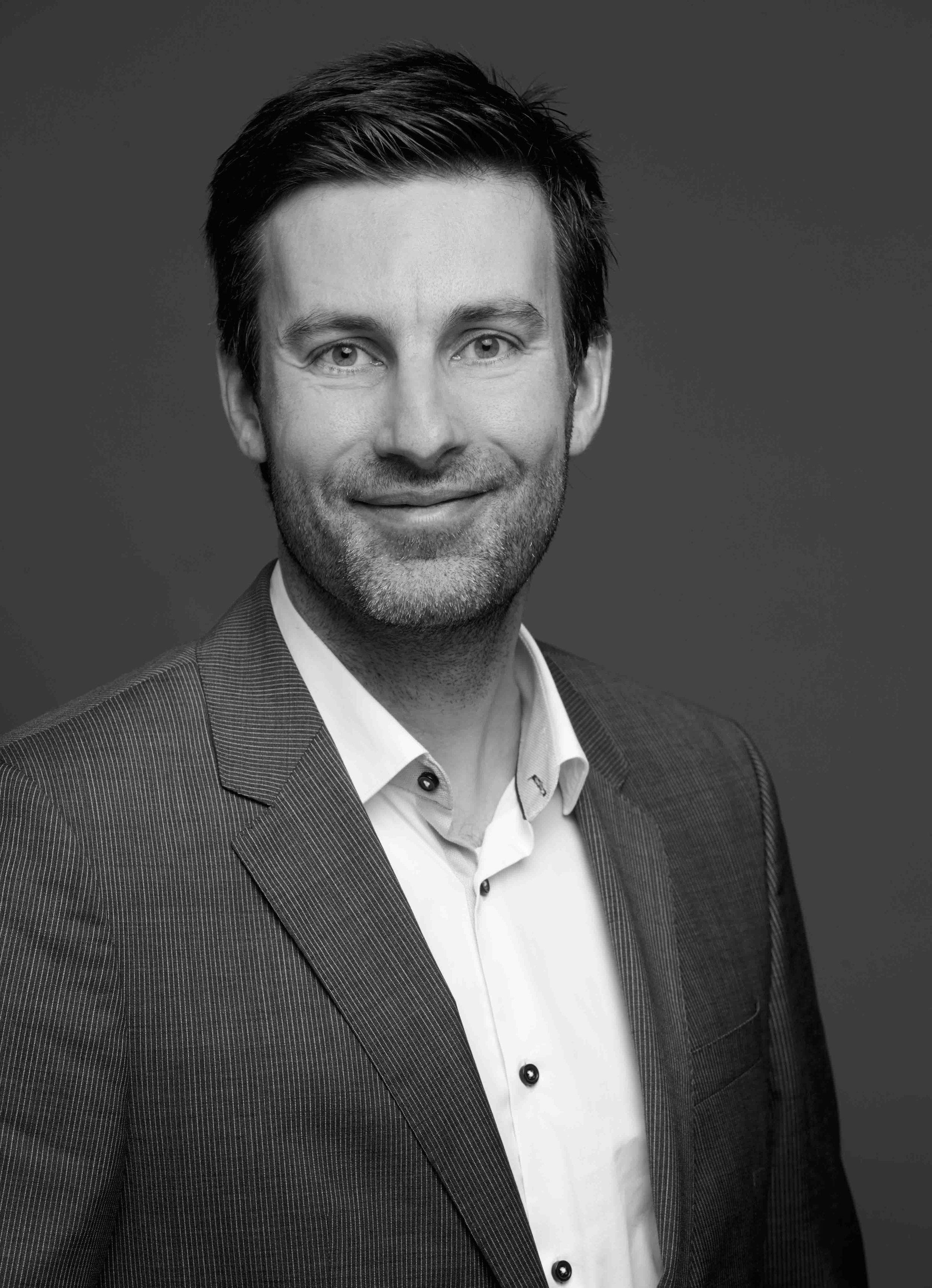Brickfund founder Jeroen de Leijer