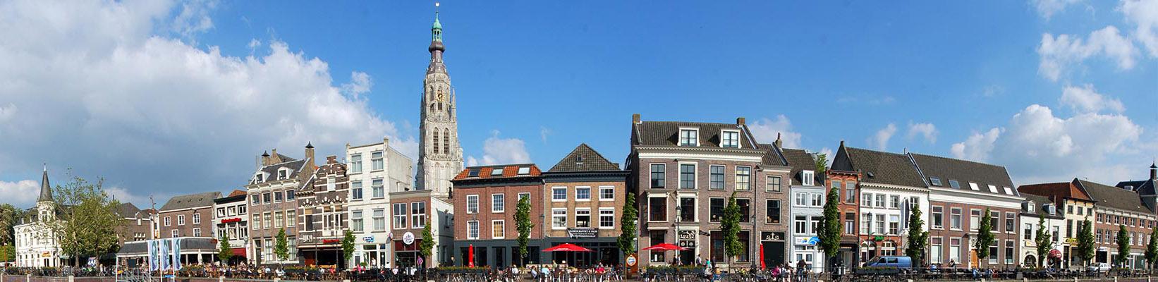 Breda, the location of Brickfund's first real estate investment portfolio