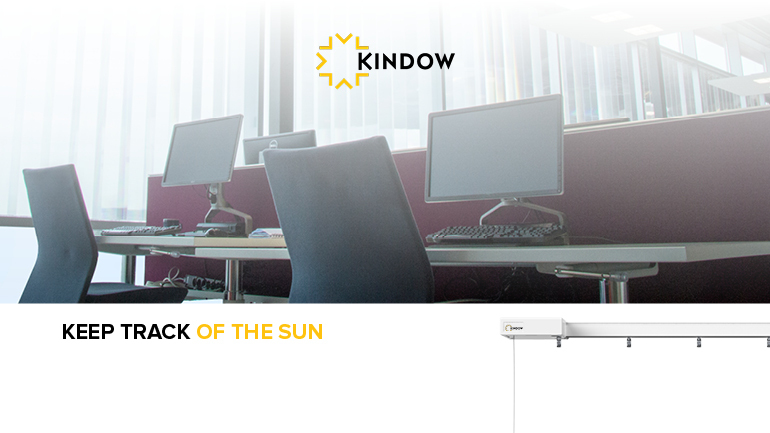 Kindow - Keep track of the sun