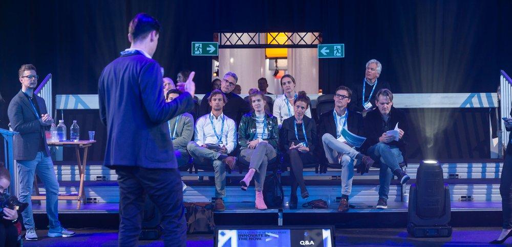 Symbid & Accenture Investor Stage 2018 - AIA Finale