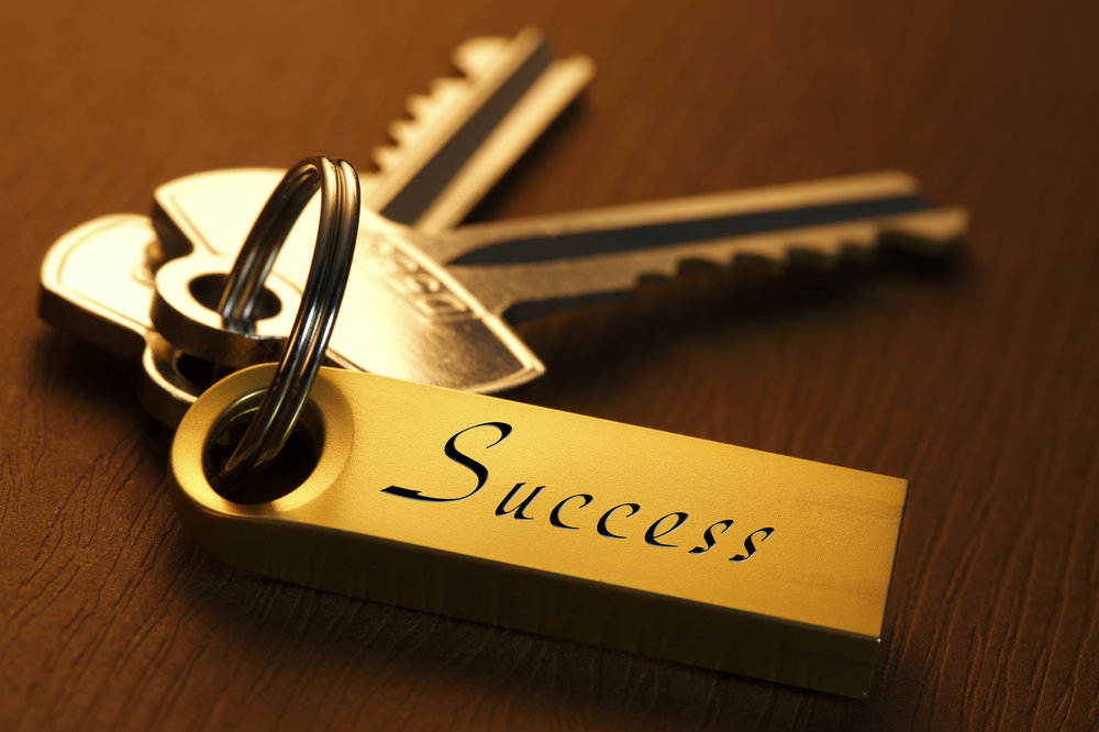 The keys of success