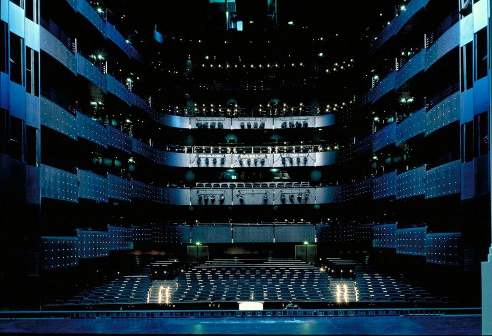 Ópera National de Lyon - La Ópera National de Lyon fue creada por parte de una asociación cuyo objetivo es