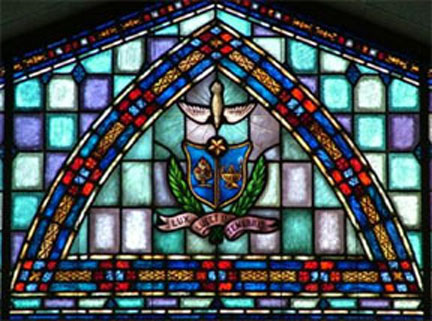Fellowship Hall Window -