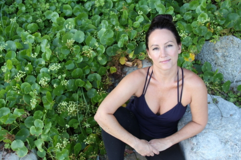 Mel McLaughlin is a teacher, trainer and Yin expert who founded Sydney studio  The Yin Space