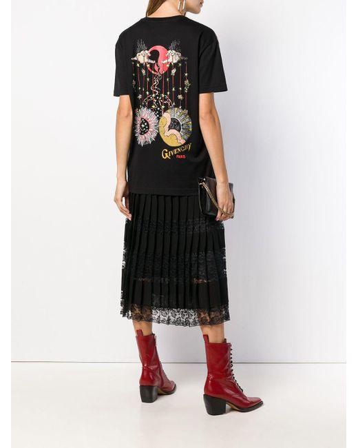 Givenchy Libra t-shirt, $630.