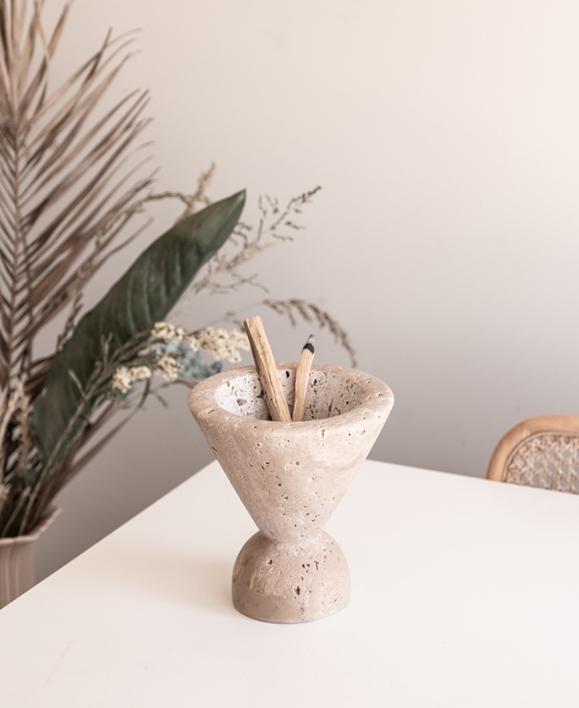 Addition Studio Neue Void Incense Burner, $299.95