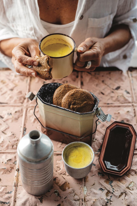 Rose Tahini Cookies & Golden Milk.jpg