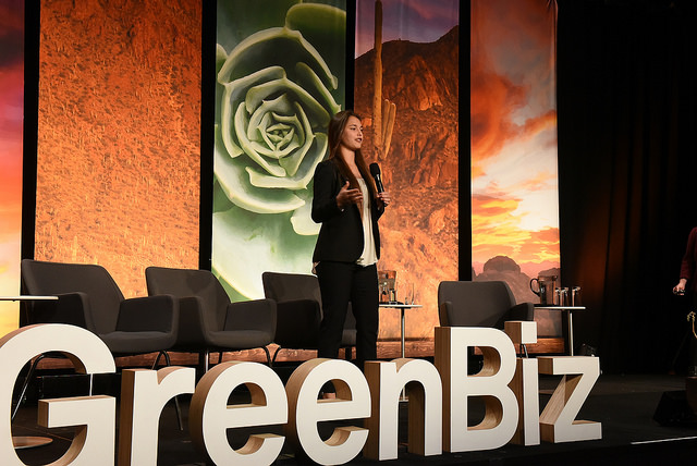 Greenbiz Conference 2016